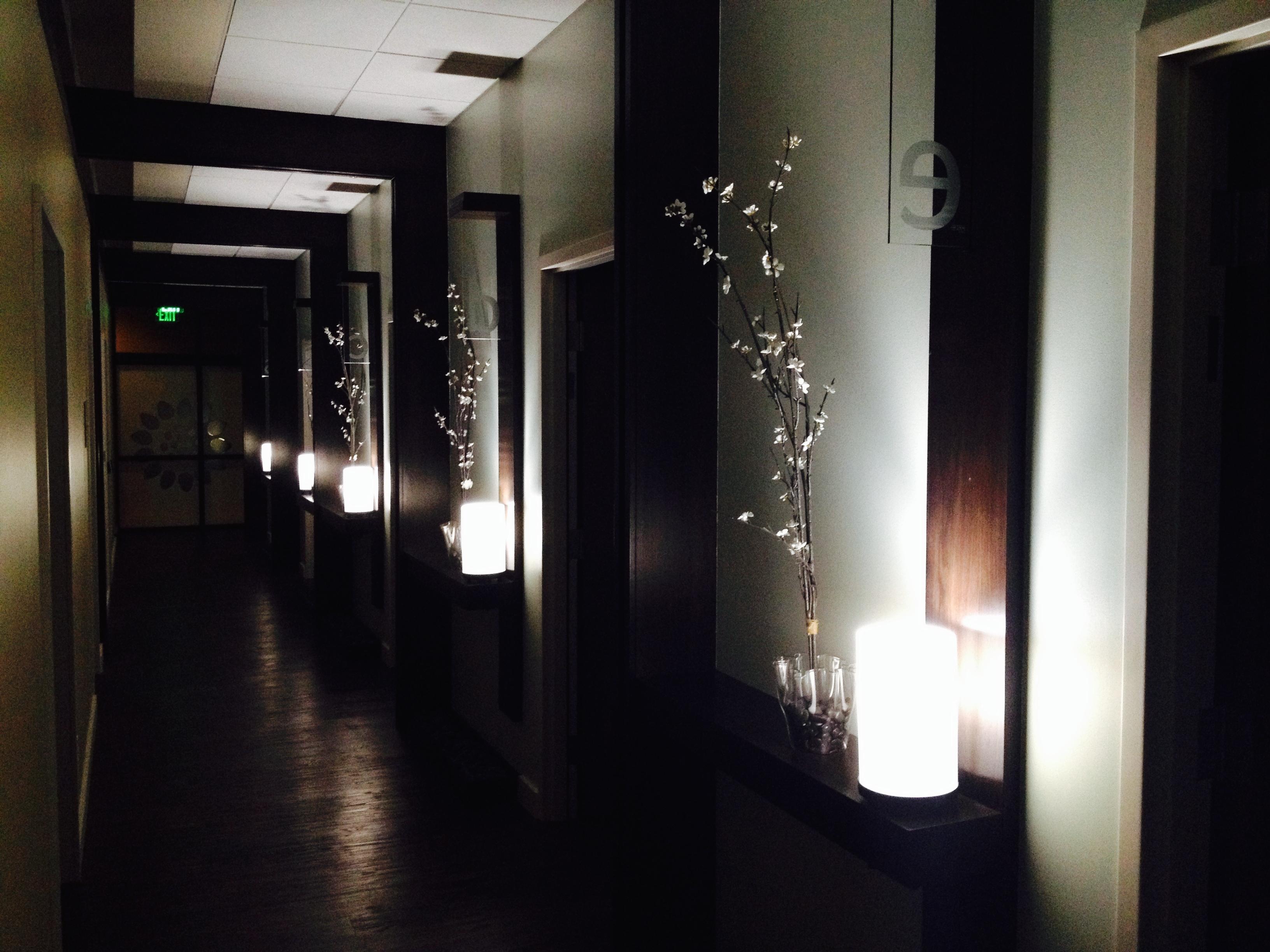 Exam Hallway